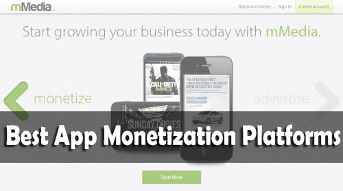 best app monetization platforms