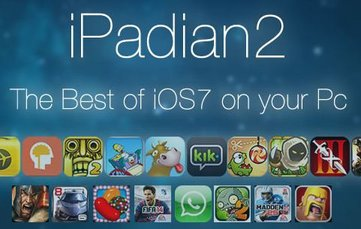 ipadian ios emulator pc download