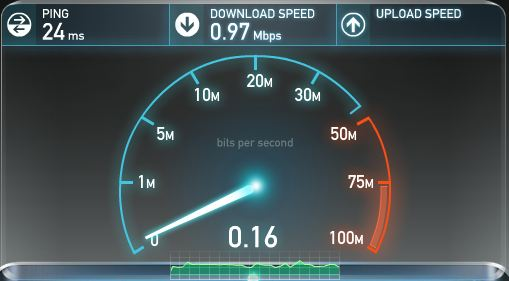 speedtest internet site