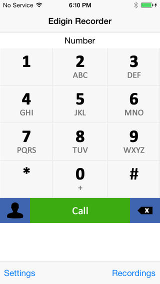 Edgin Call Recorder