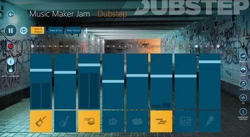 musik jam maker für windows 10