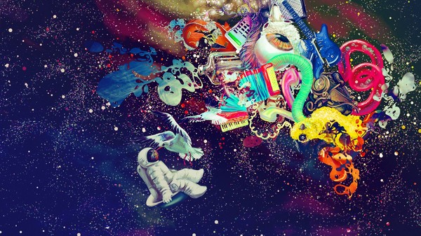 Abstract Freedom Wallpaper Globe Trippy
