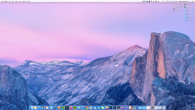 take screenshots on mac os x