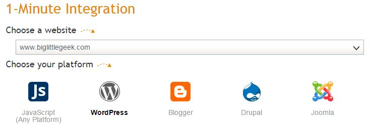 infolinks ads integration