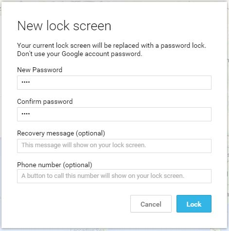 bypass android lock using adm