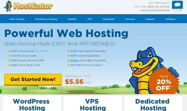 Discount hosting coupons