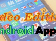 Video Editing Android Apps