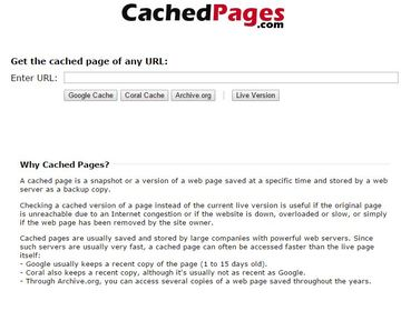 cachedpages