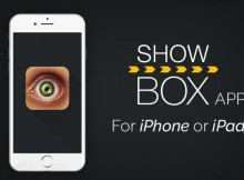 Showbox-App-for apple devices