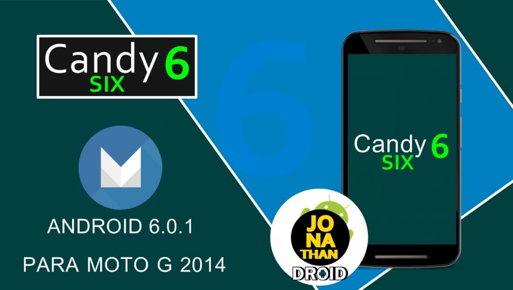 candy 6 rom