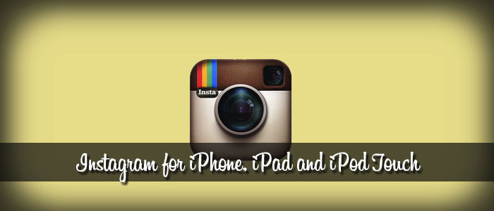 instagram iphone ipad ipod touch download