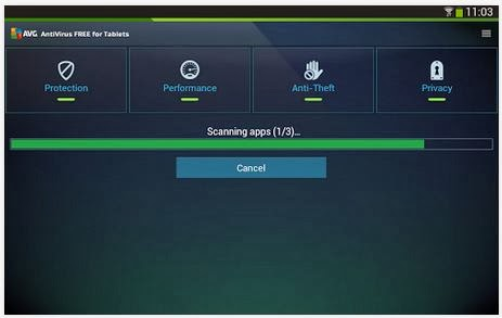 avg antivirus security android