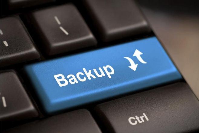 backup computer data