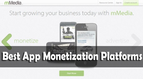 best app monetization platforms