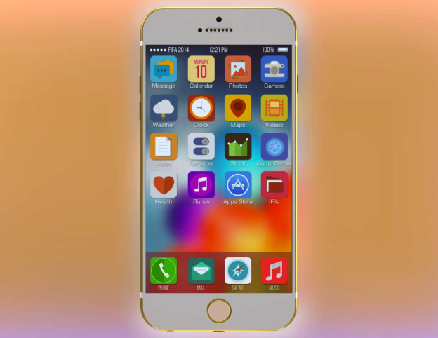 iphone 6 concept renders