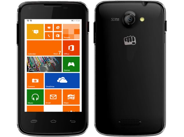 micromax canvas win w092