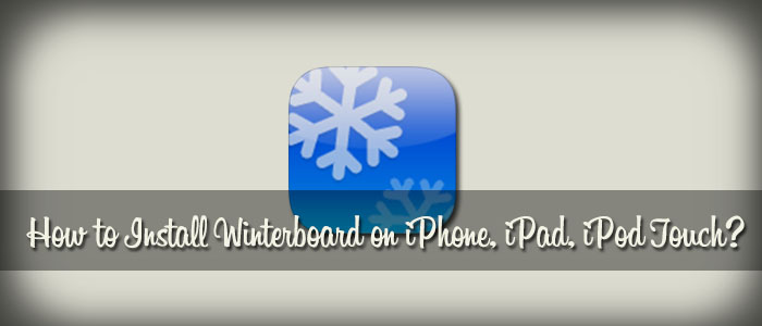 winterboard iphone ipad ipod touch