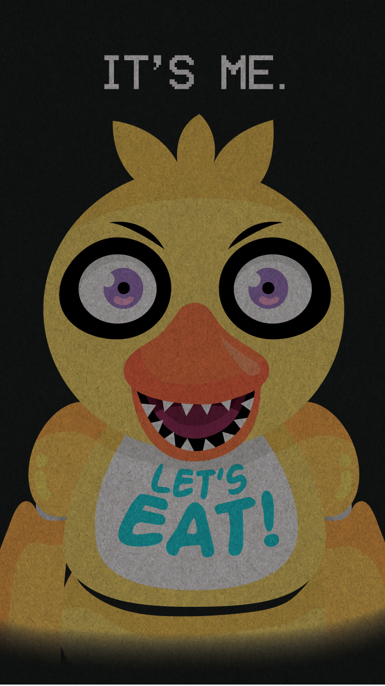 fnaf iPhone 6 wallpaper