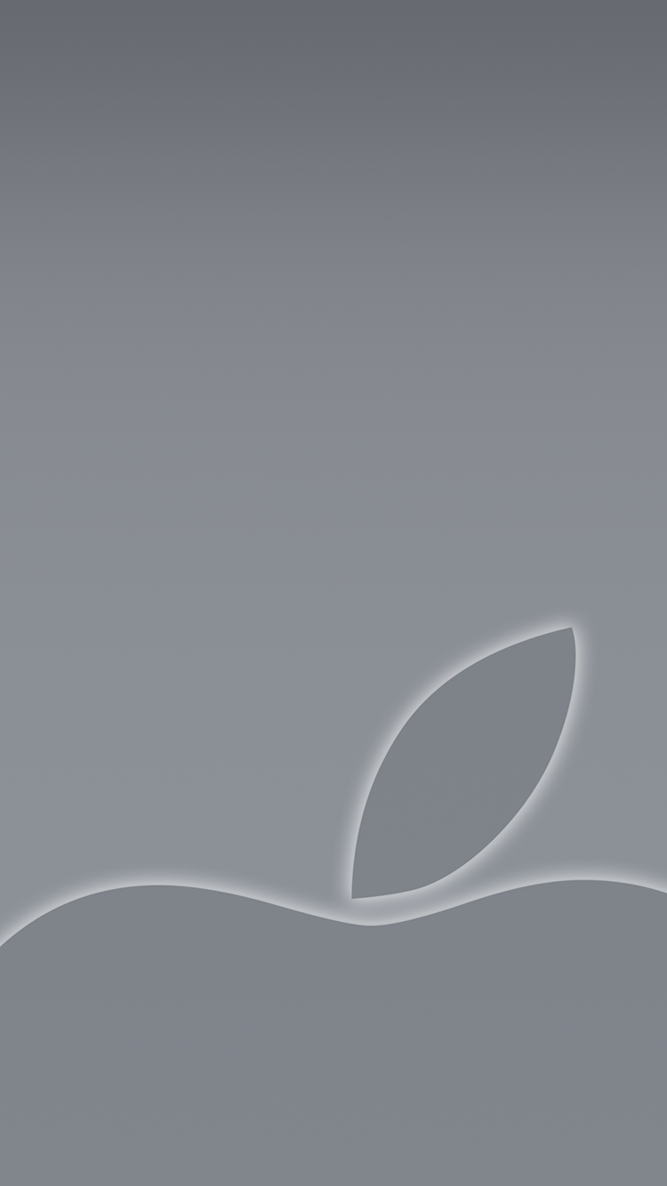 Grey Wallpaper for iPhone 6
