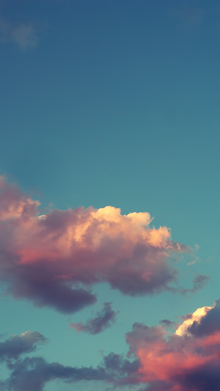 Sunset Cloud iPhone 6 Wallpapers