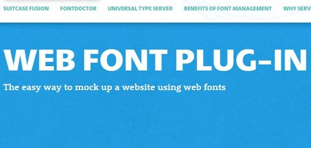 webfont plugin