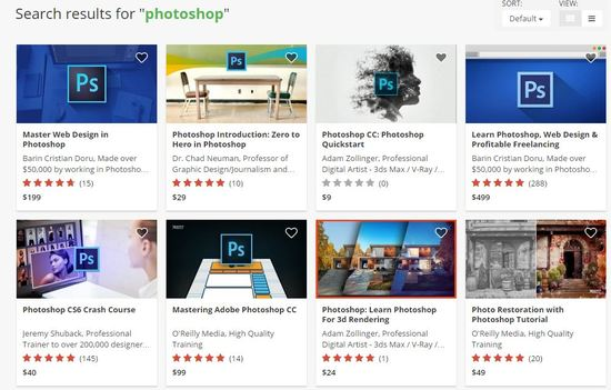 udemy photoshop