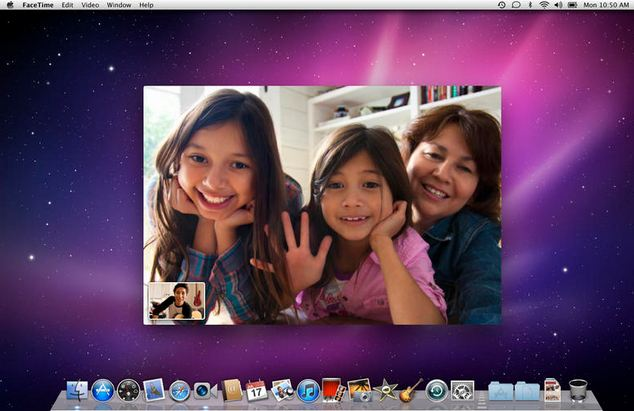 download facetime for mac