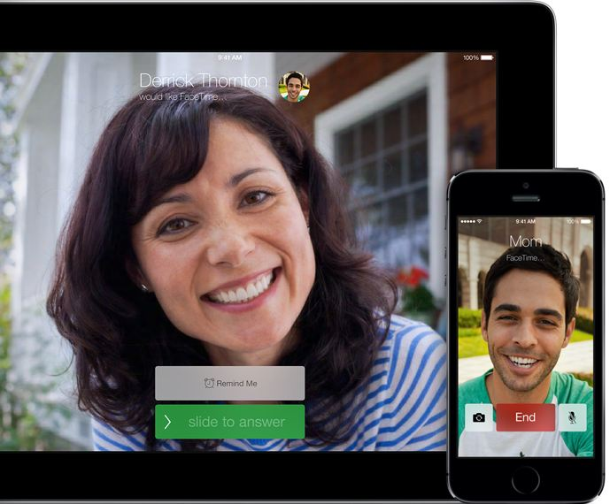 facetime for mac iphone ipad ipod