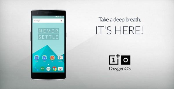 oxygenos on oneplus one