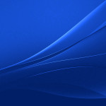 material design android wallpapers blue