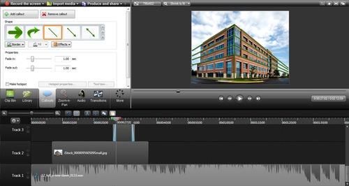 camtasia video recorder editor tool