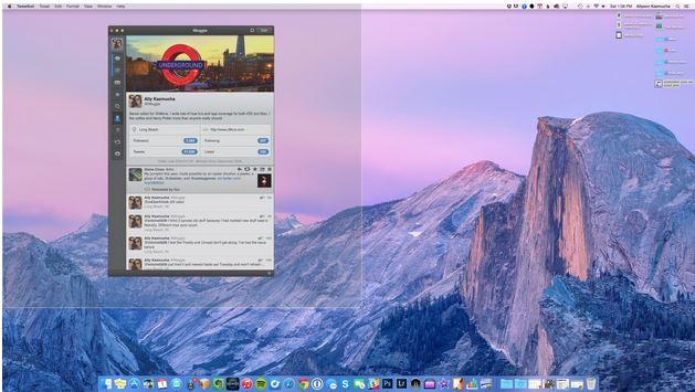 select area mac screenshot