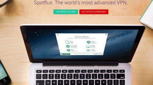 spotflux vpn services