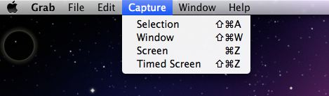 timed screenshot grab mac app