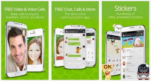 wechat best whatsapp alternative