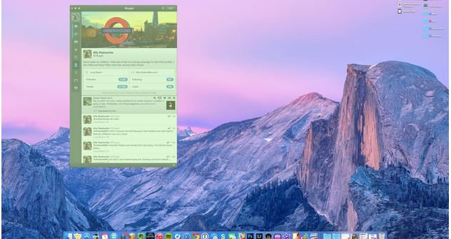 window screenshots on mac