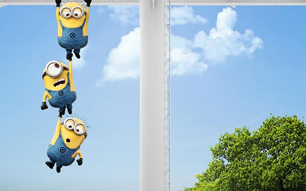 despicable me 2 minions wallpaper hd