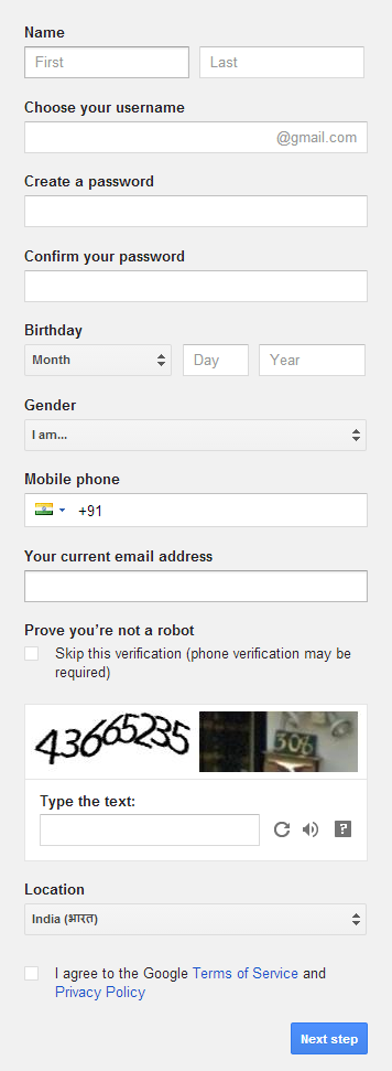 gmail login pc mobile