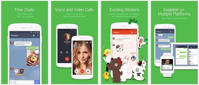 line apk for android download