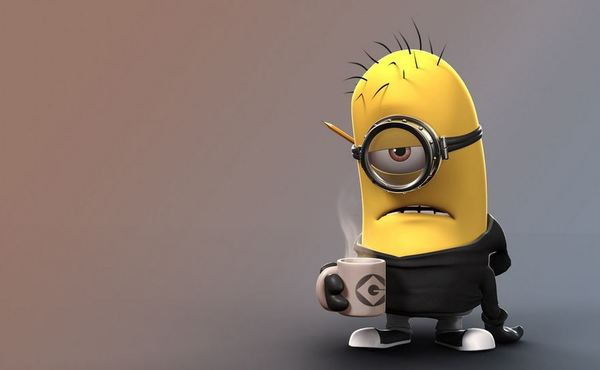 minion art despicable me