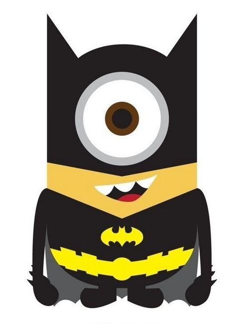 minion batman wallpaper