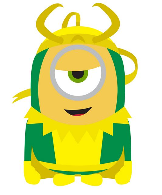 minion loki wallpaper