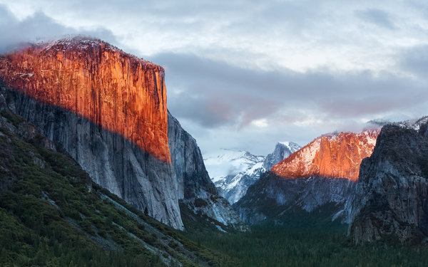 official os x el capitan wallpapers