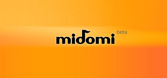 midomi website identify songs