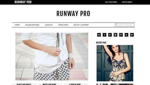 runway pro theme