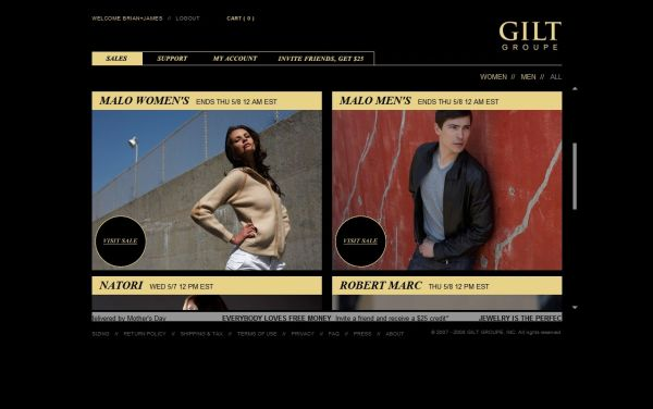gilt-groupe