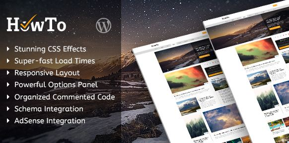 howto seo friendly wordpress theme
