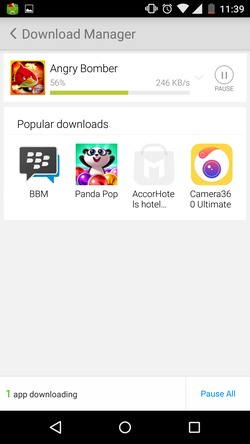 mobomarket download manager