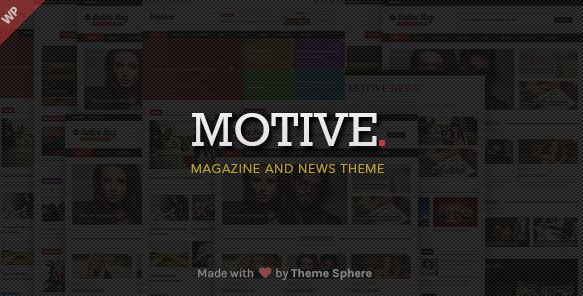 motive seo optimized theme