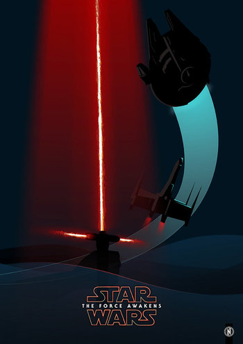 star wars the force awakens iphone wallpapers 3